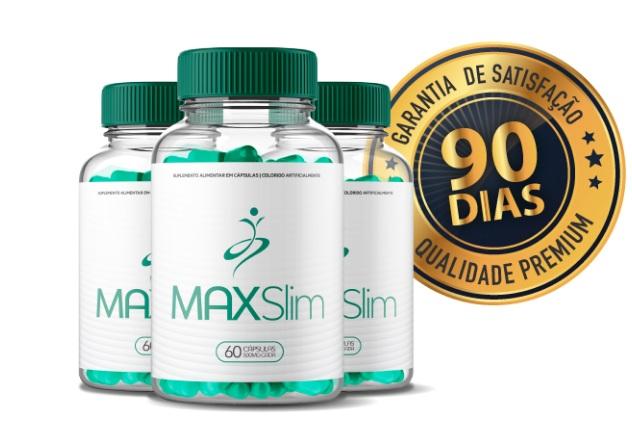Max Slim Garantia