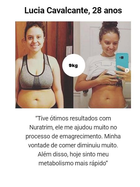 Nuratrim funciona antes e depois