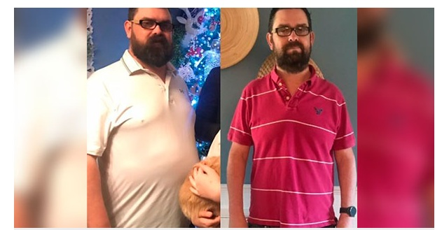 Golden Fit Shake antes e depois